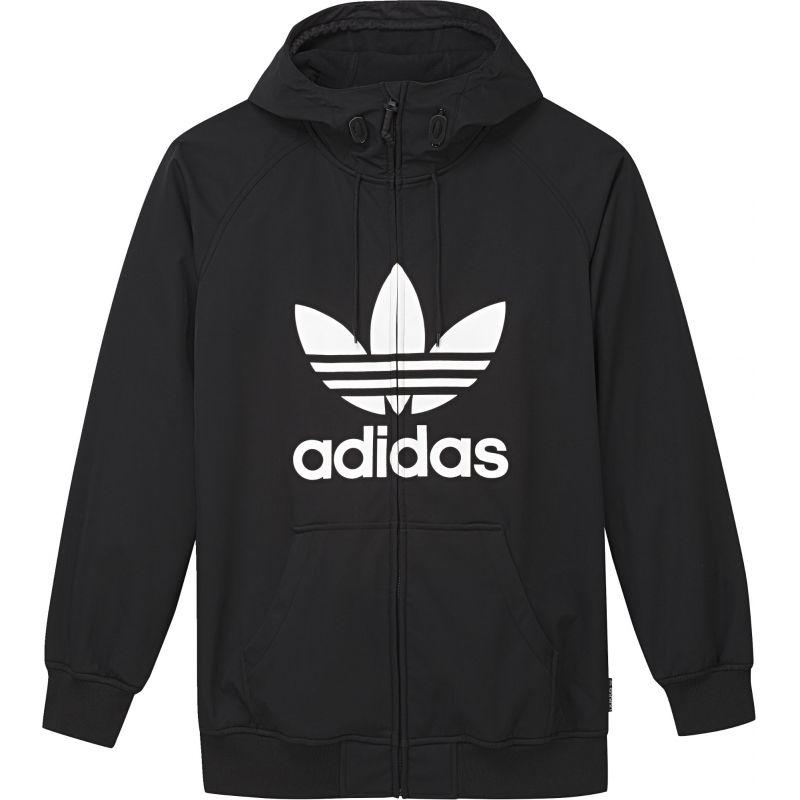Adidas greeley - černá - L