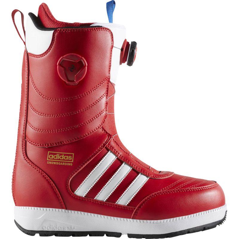 Adidas response - červená - EUR 44