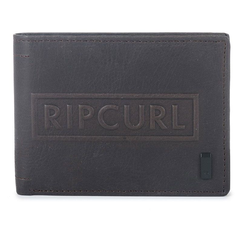 PENĚŽENKA RIP CURL FREE RFID ALL DAY - hnědá
