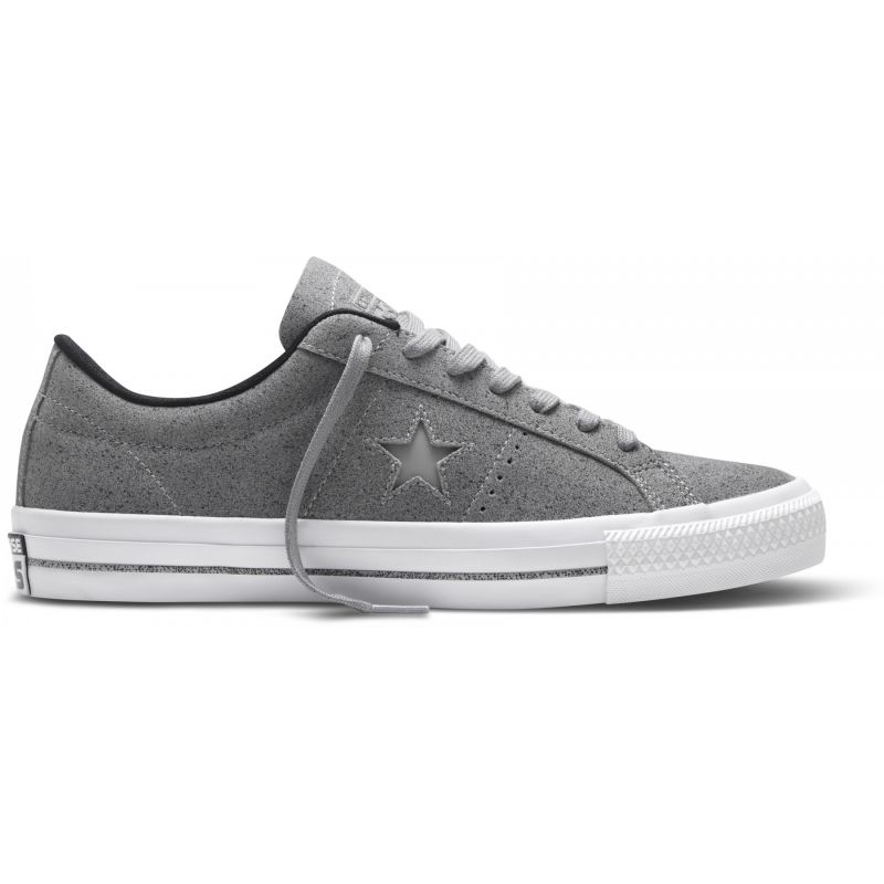 BOTY CONVERSE One Star Pro - šedá (DOL-BLK-WH) - EUR 45