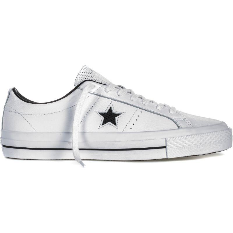 BOTY CONVERSE One Star - bílá - EUR 44