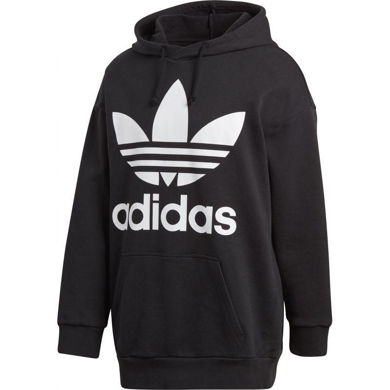 Adidas oversized - černá - M