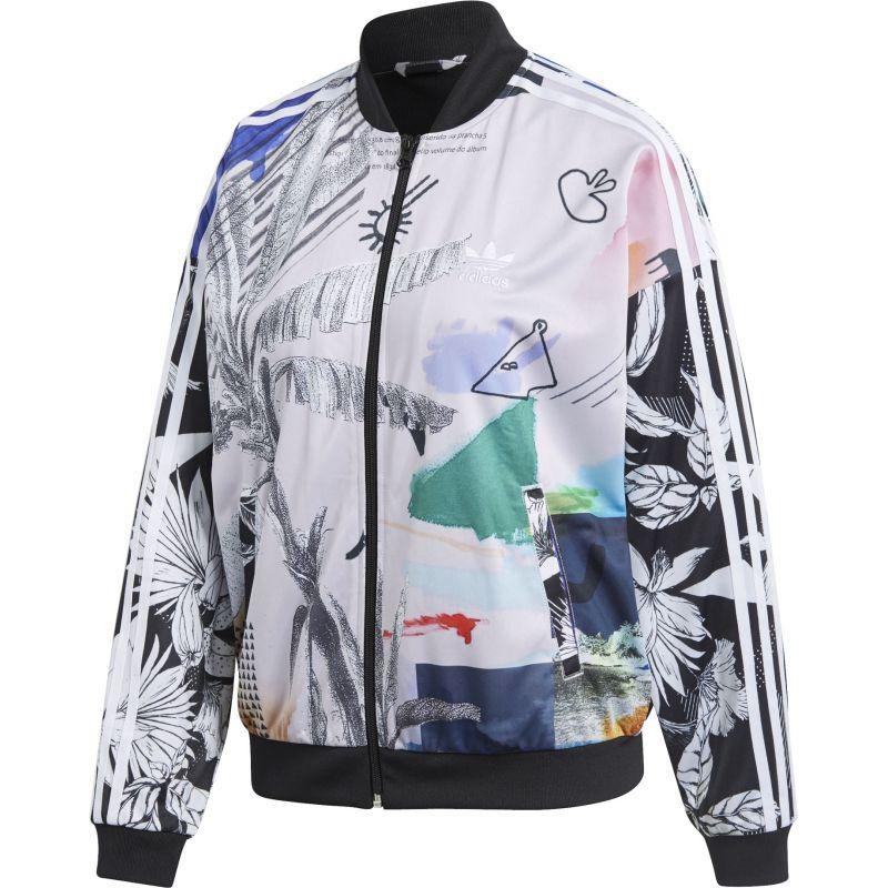 Adidas track - bílá - 36