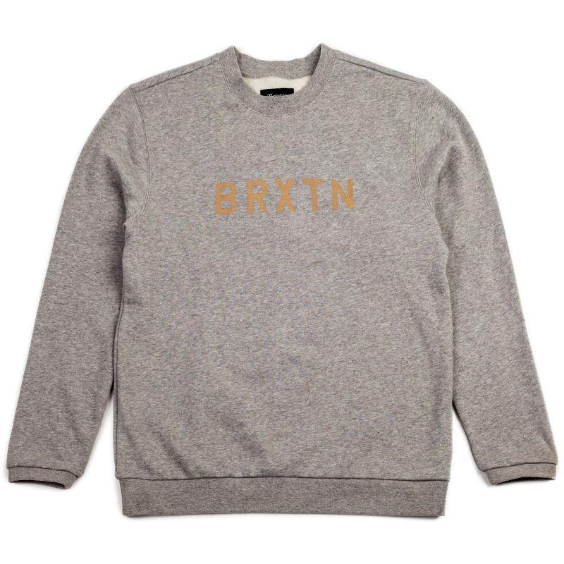 Brixton murray - šedá - M