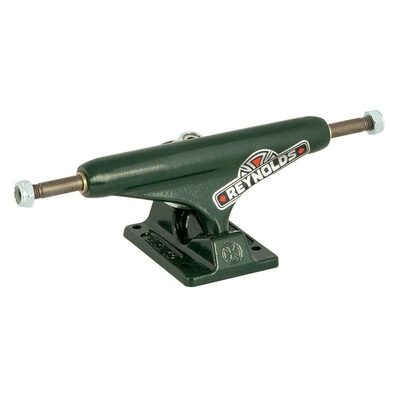 SK8 TRUCKY INDEPENDENT STAGE 11 REYNOLDS - tmavě zelená (HOL-GRN) - 139mm