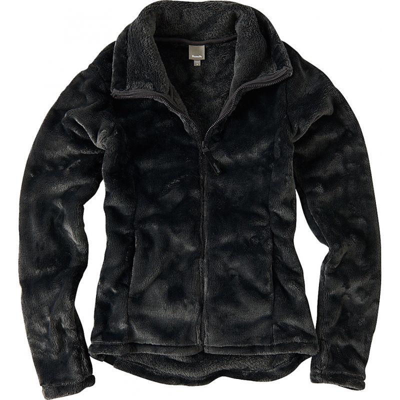 MIKINA BENCH LEGACY WMS - černá (BK006) - L