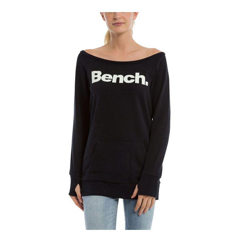 Bench crewneck - černá - L