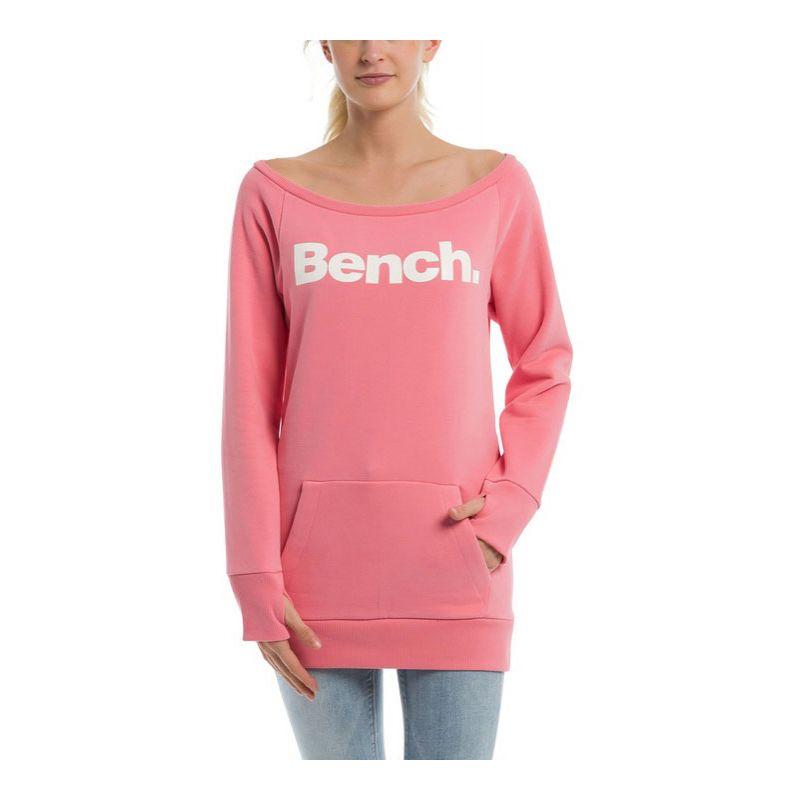 Bench crewneck - růžová - M