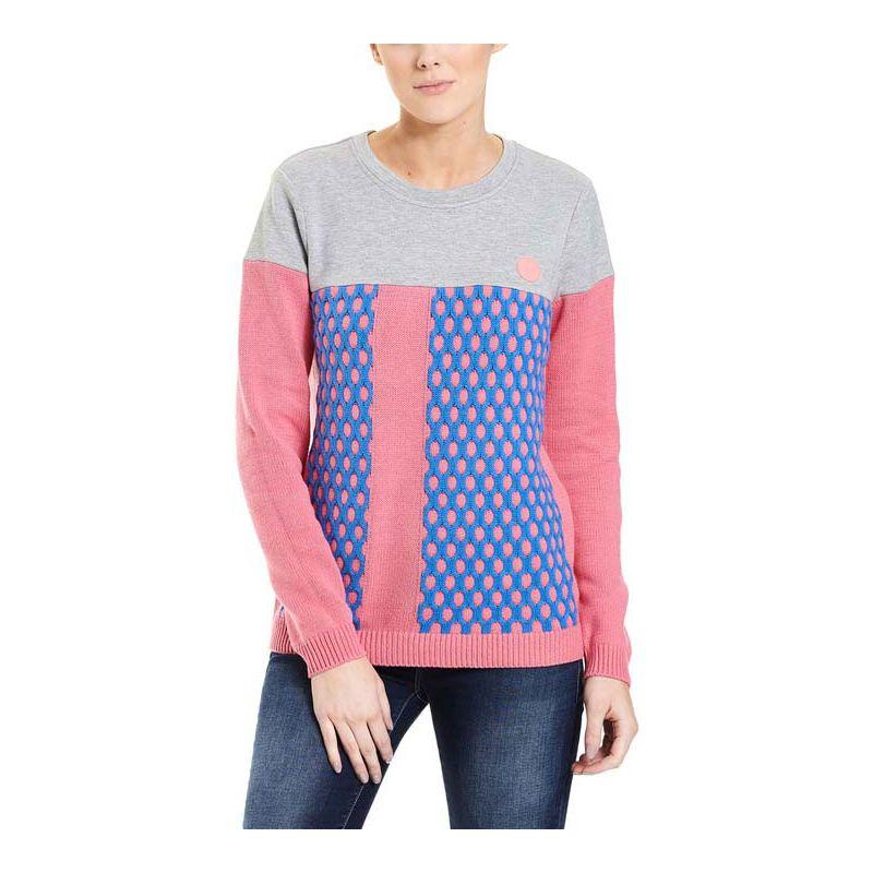 Bench jumper - růžová - M