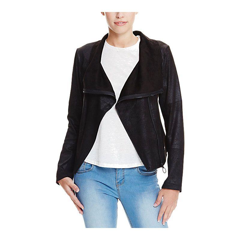 Bench jacket - černá - S