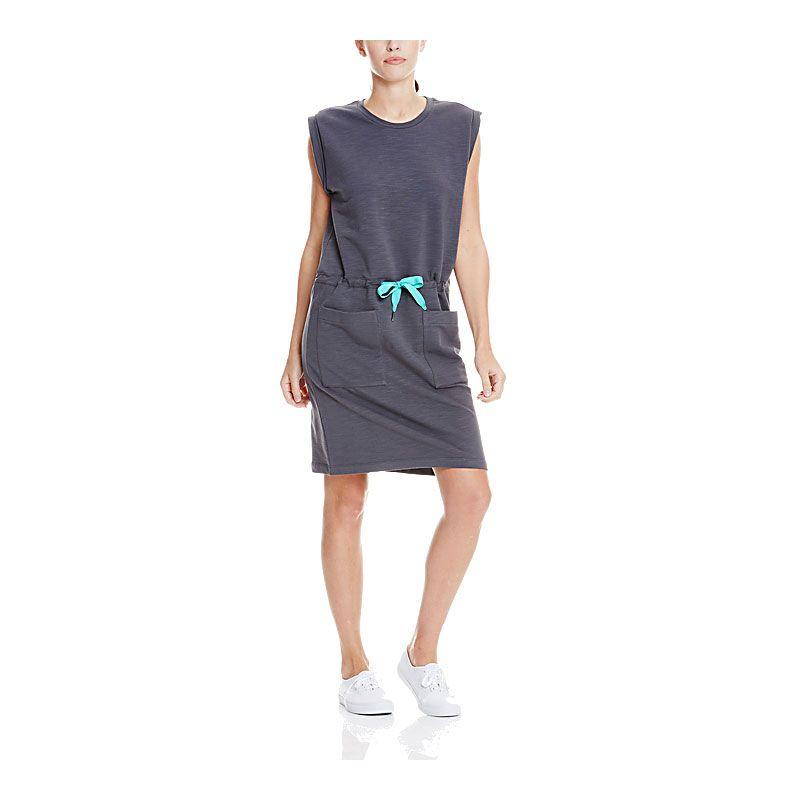 Bench dress - modrá - M