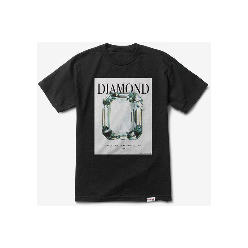 TRIKO DIAMOND MONDRIAN - černá - M