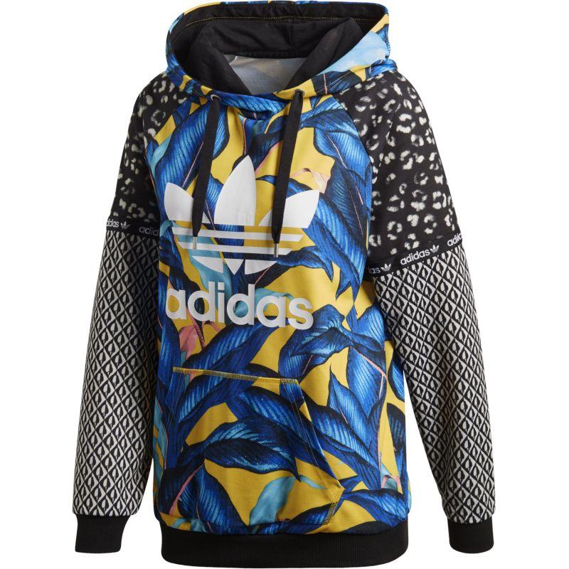 Adidas hoody - černá - 38