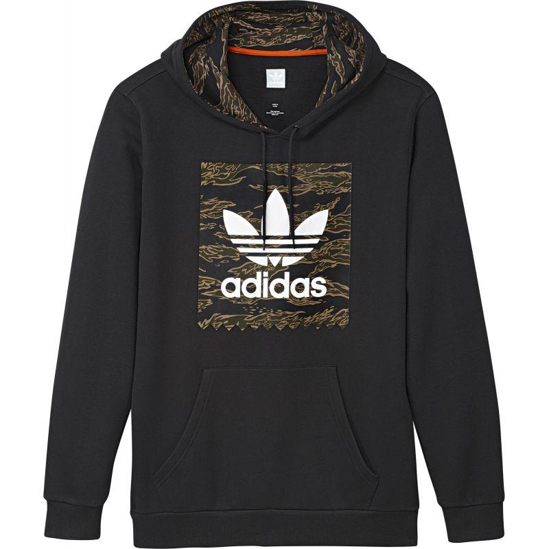 Adidas camouflage bb - černá - L