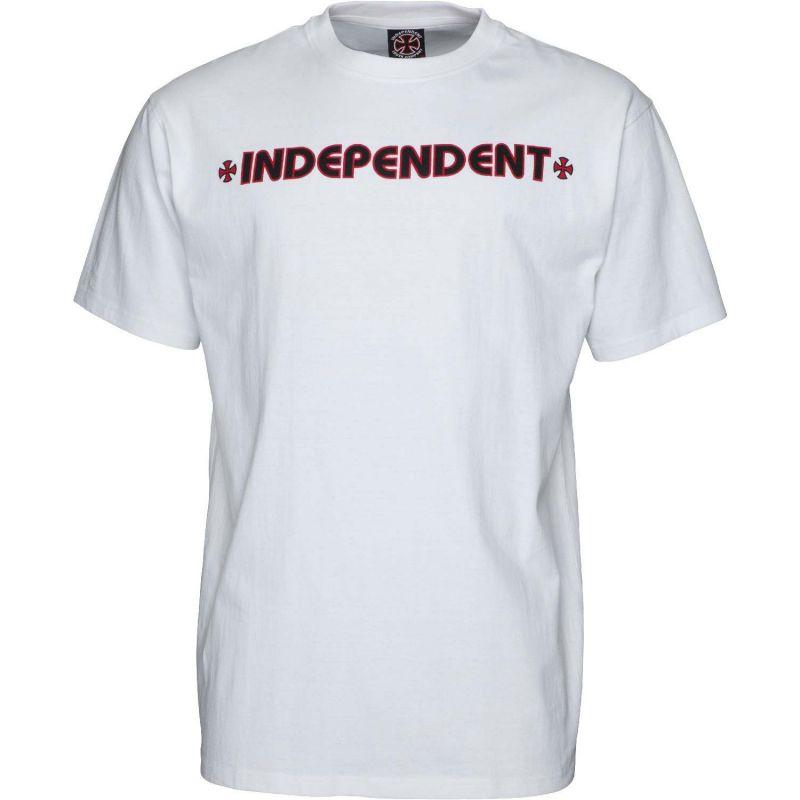 Independent bar cross - bílá - L