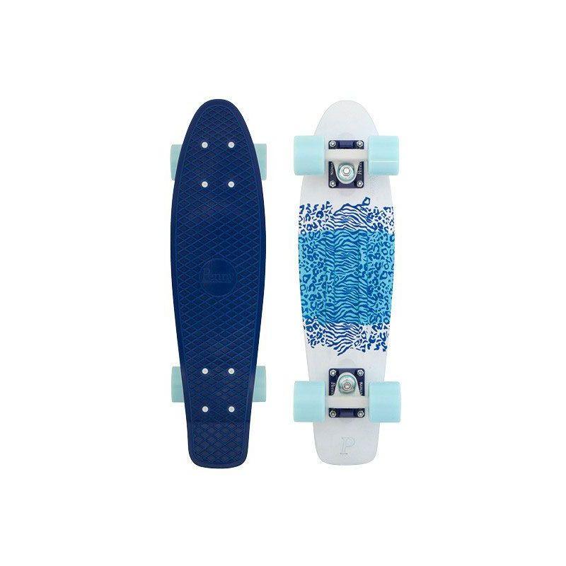 PENNY SKATEBOARD GRAPHICS - tmavě modrá - 22/56cm