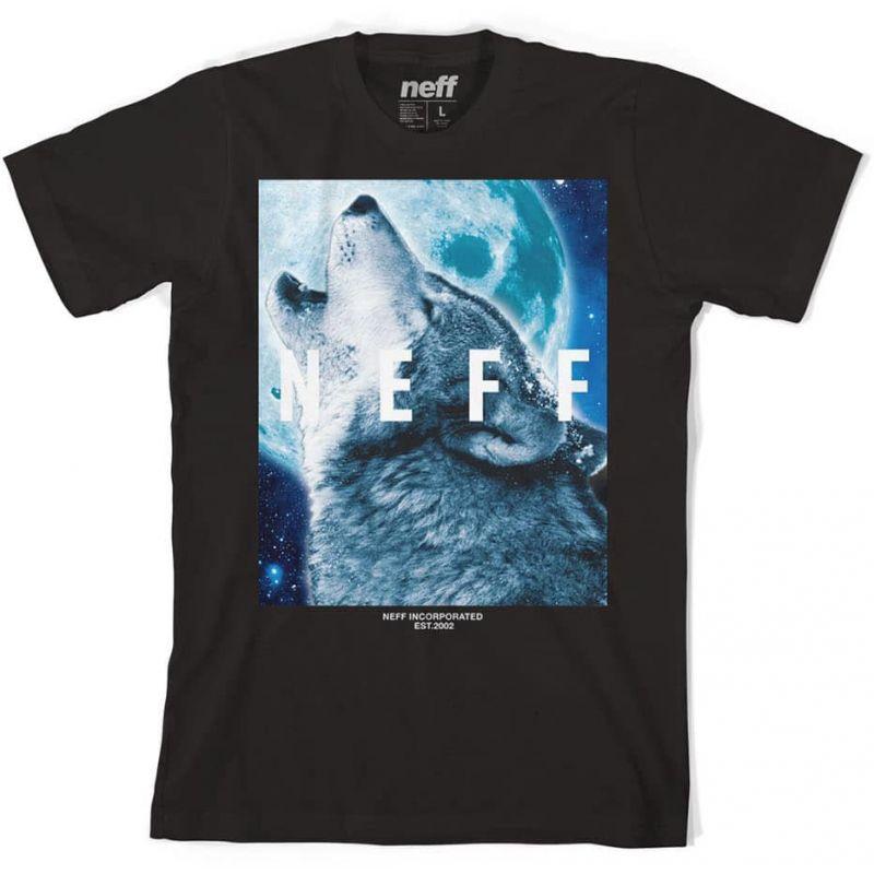 Neff quad - černá - L