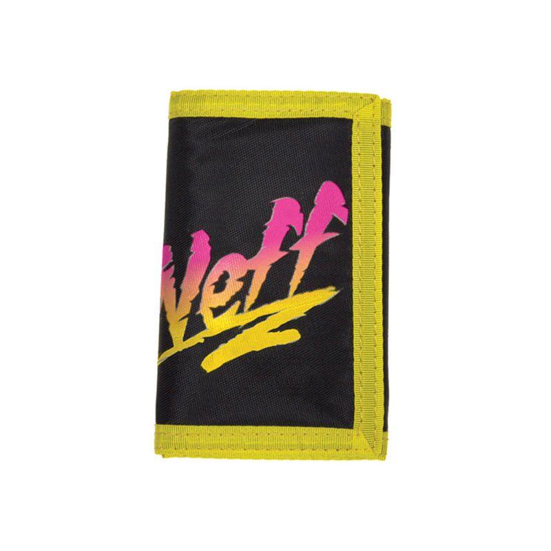 NEFF RIPPIN PENĚŽENKA - černá (BLK) - univerzální