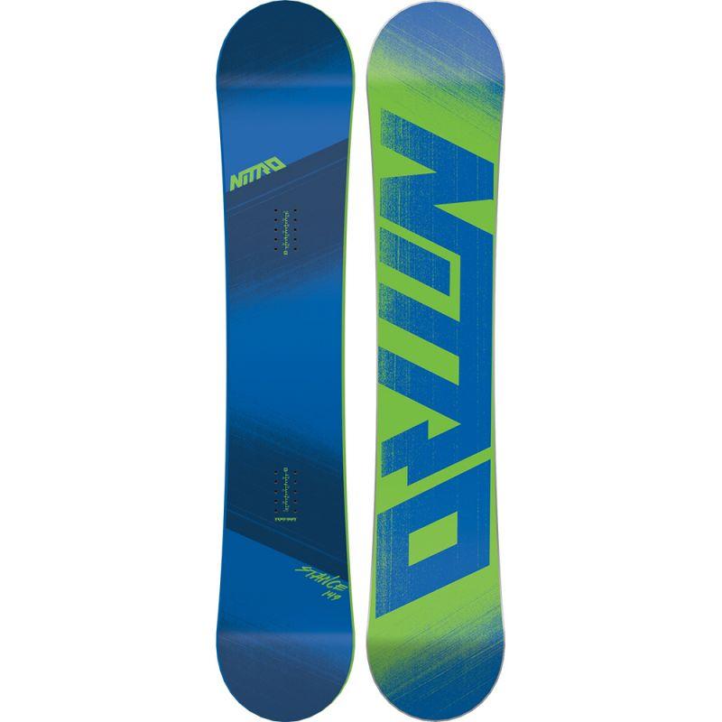 SNOWBOARD NITRO 16 STANCE - modrá (149) - 149