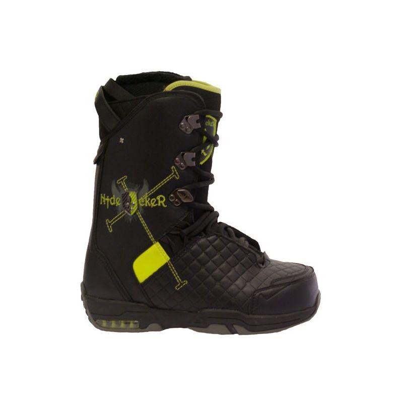 NIDECKER ABSOLUTE SNOWBOARD BOTY - černá (BLK-LIM) - US 8
