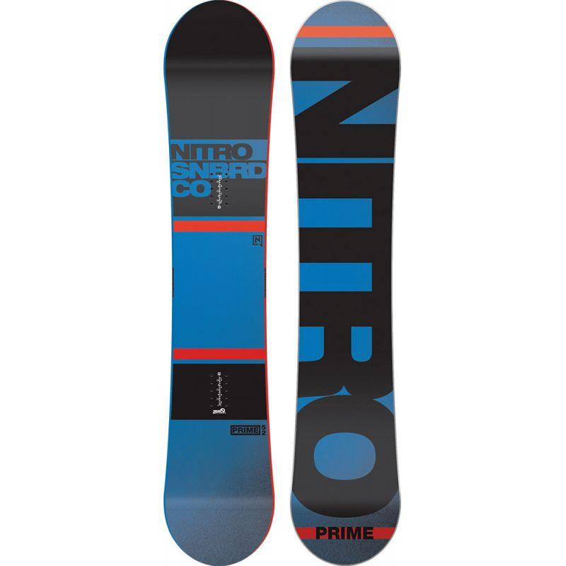 SNOWBOARD NITRO 16 PRIME - modrá - 155