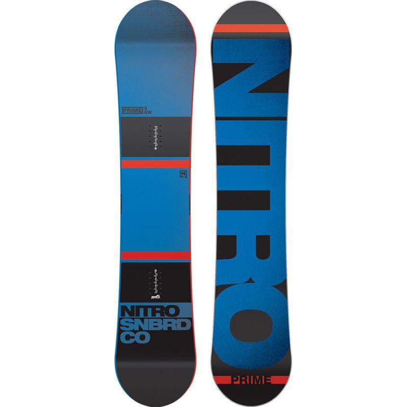 SNOWBOARD NITRO 16 PRIME - modrá (159W) - 159W