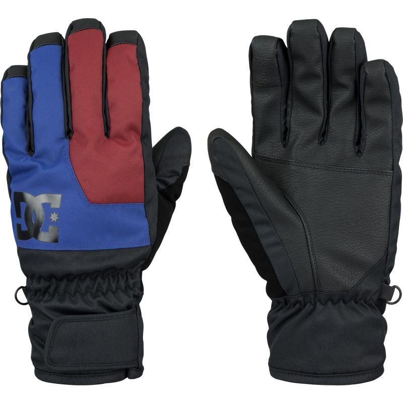 RUKAVICE DC SEGER glove - černá - L