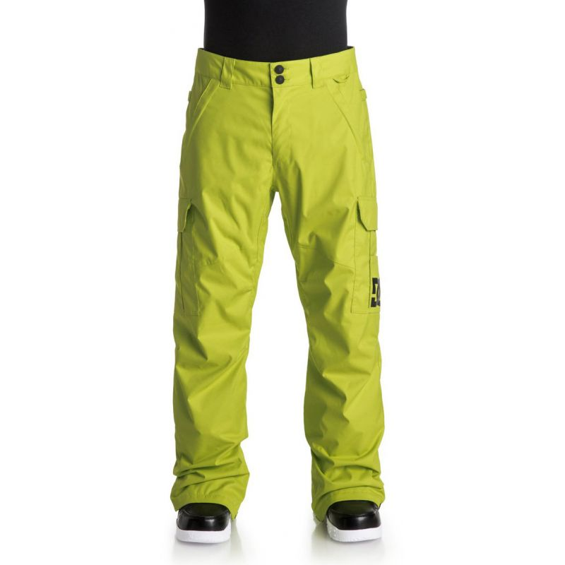 KALHOTY DC SNB BANSHEE PNT - světle zelená (GHA0) - L