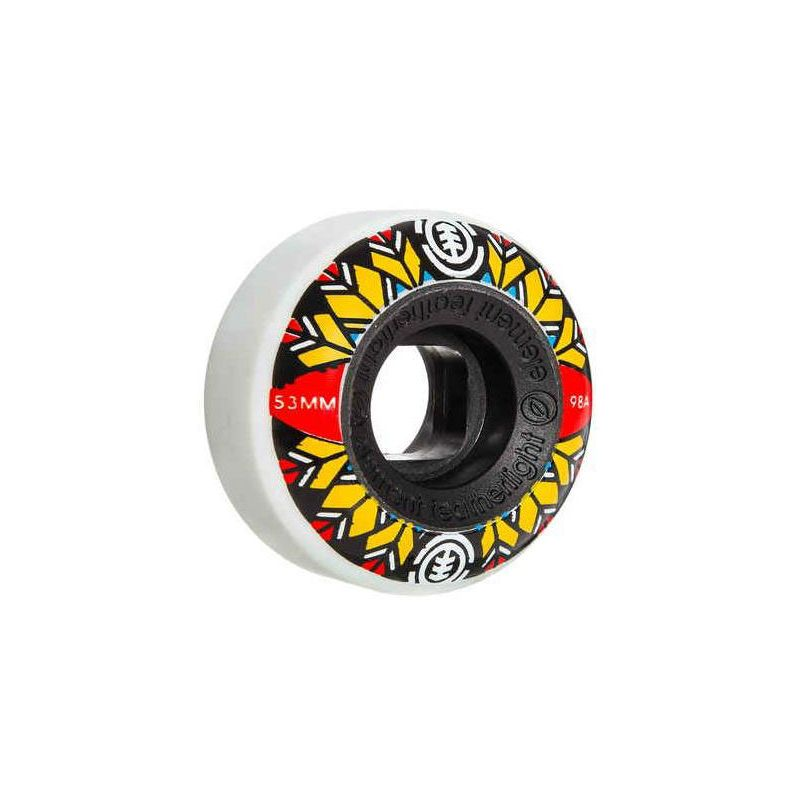 SK8 KOLA ELEMENT FEATHERS - 53mm/98a