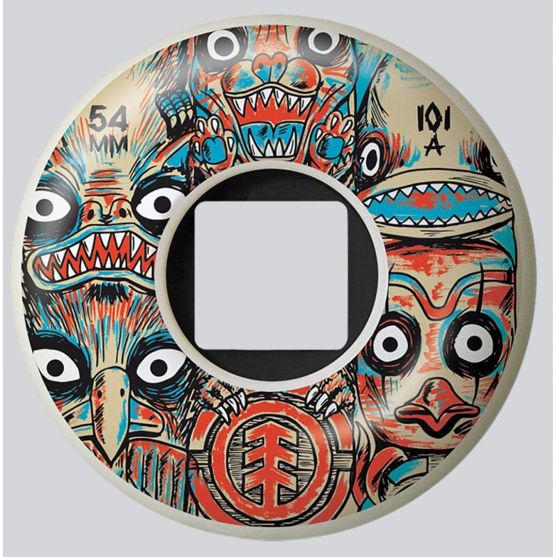 SK8 KOLA ELEMENT FOS TOTEM - 54mm/101a