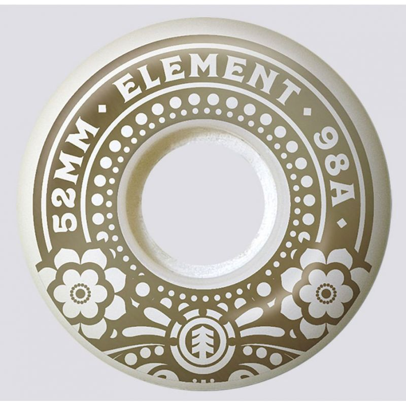 SK8 KOLA ELEMENT RECUERDA - 52mm/98a