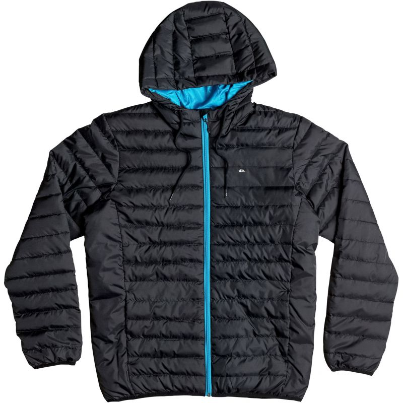 BUNDA QUIKSILVER EVERYDAY SCALY - černá (KVJ0) - XL