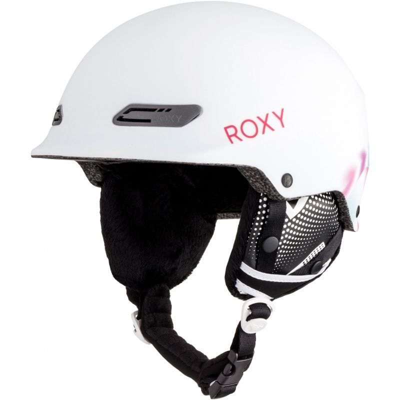 HELMA ROXY SNB POWER POWDER - bílá (BGD6) - 54