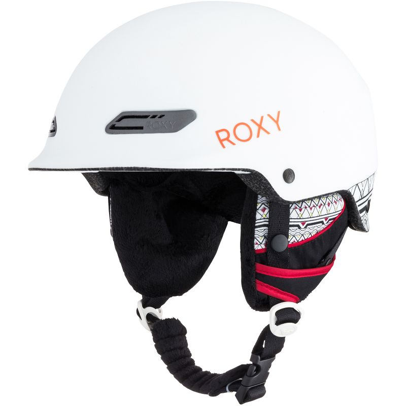 HELMA ROXY SNB POWER POWDER - bílá (WBB0) - 58