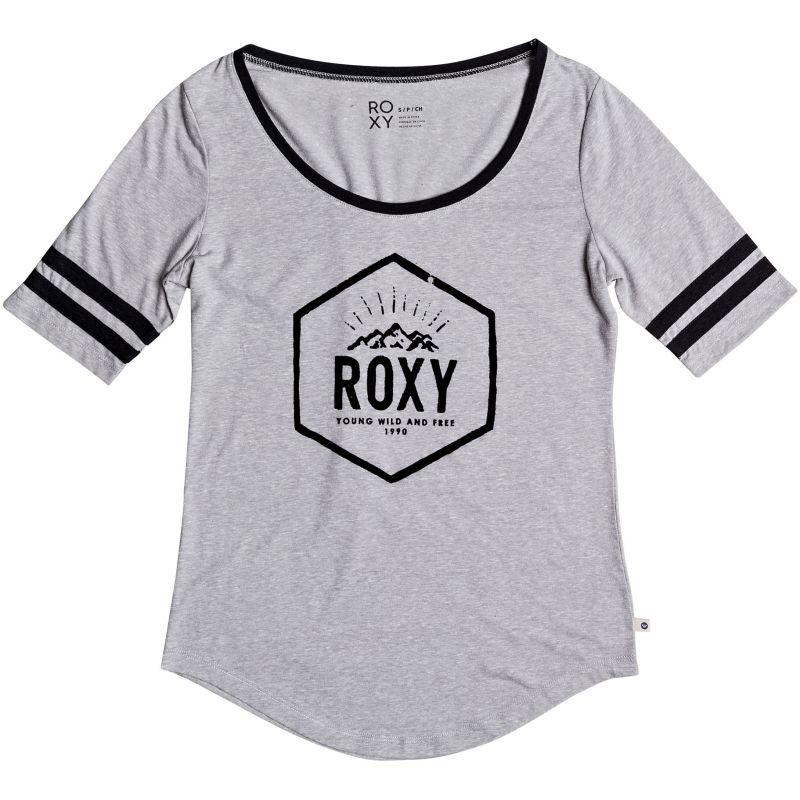 Roxy boogie board mountain - šedá - M