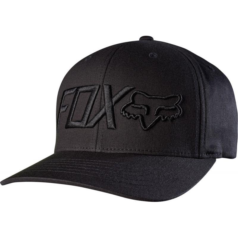 KŠILTOVKA FOX BRINGER FLEXFIT - černá (BLK) - L/XL