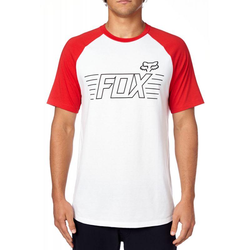Fox conjurer - bílá - S