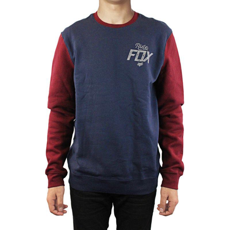 Fox knockout - modrá - XL