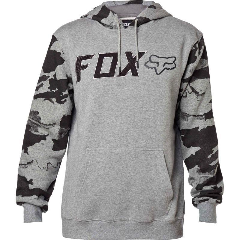 Fox diskors - šedá - XL