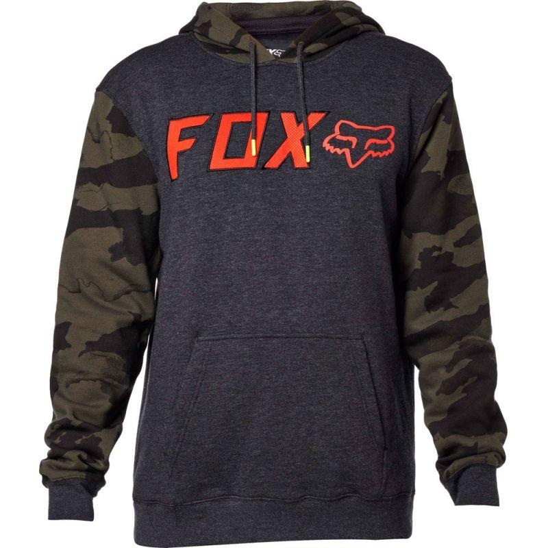 Fox diskors - černá - M