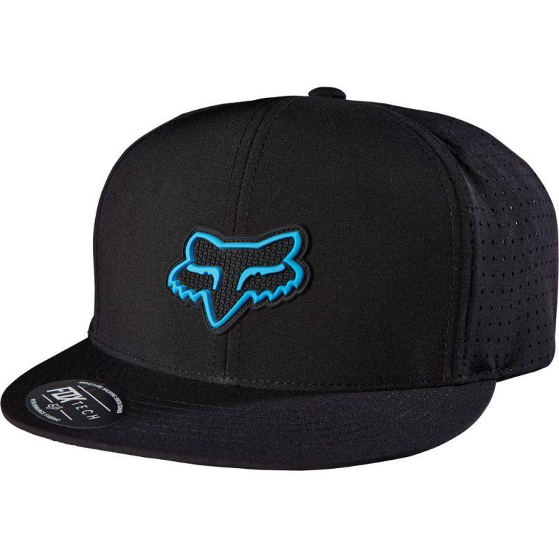 Fox wallace - černá