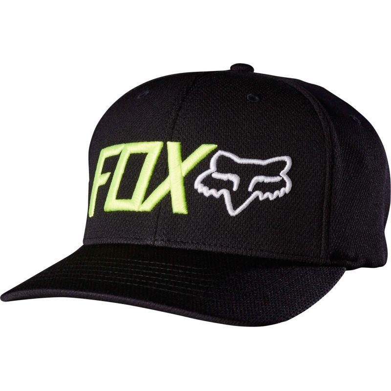 Fox trenches - černá - L/XL
