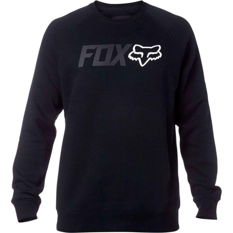 Fox legacy - černá - L
