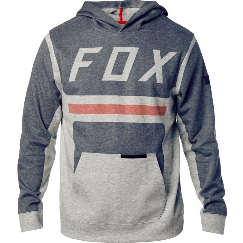 Fox moth - šedá - L