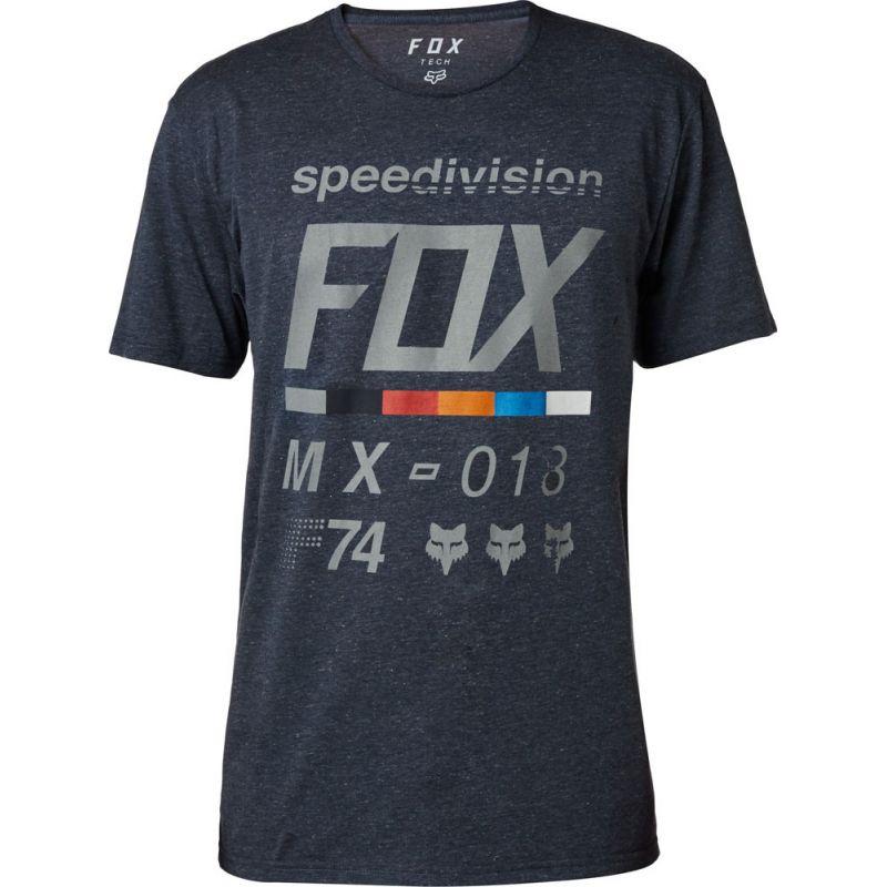 Fox draftr - šedá - L