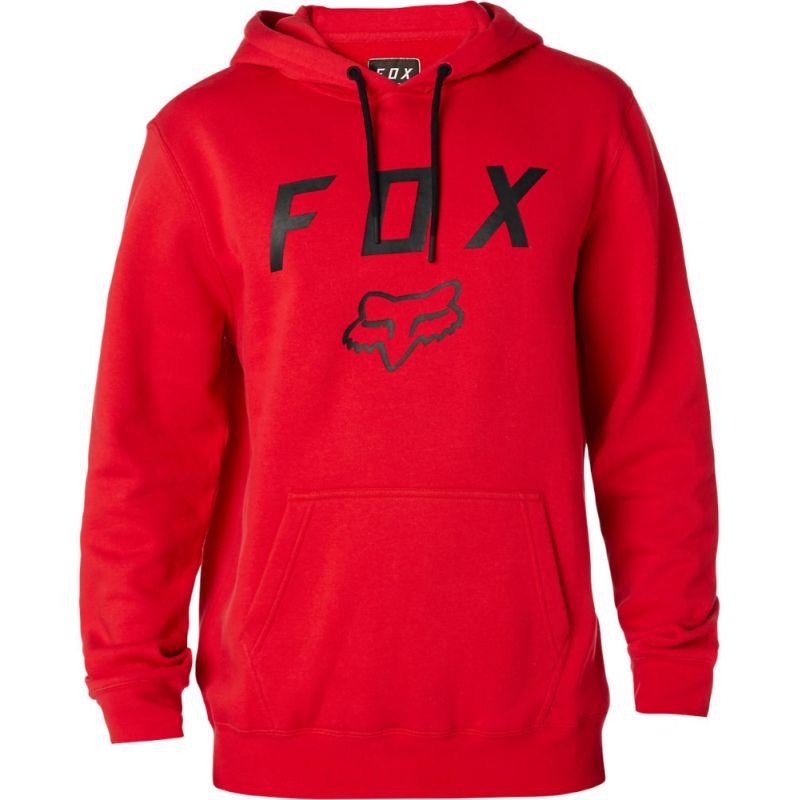 Fox legacy - červená - L