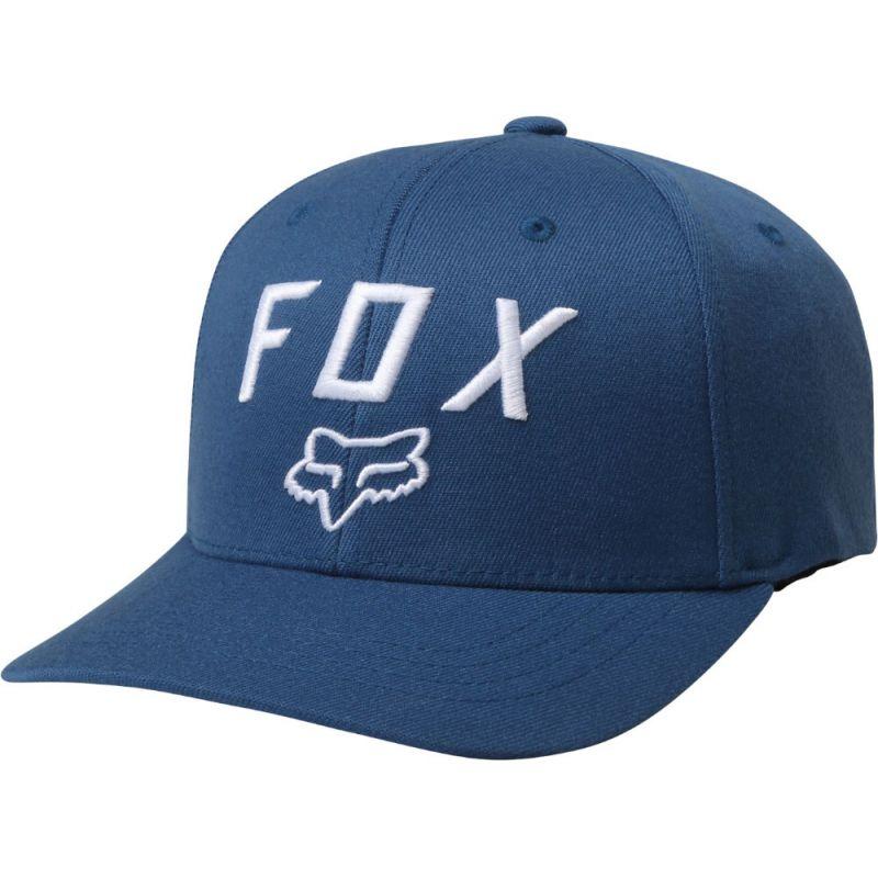 KŠILTOVKA FOX Legacy Moth 110 Snapback - modrá