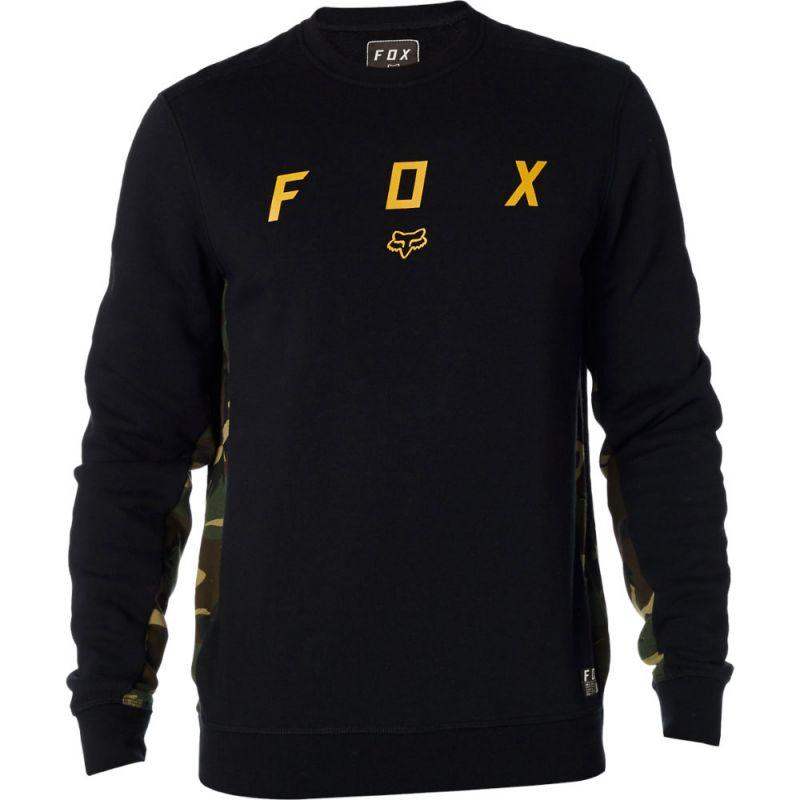 Fox harken - černá - XL