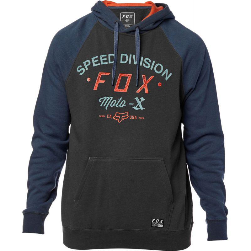 MIKINA FOX Archery Pullover Fleece - černá - L