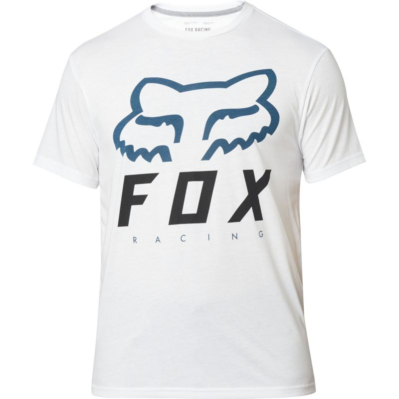 TRIKO FOX Heritage Forger Tech S/S - bílá - M
